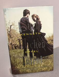 """""""Wicked Intent"""" hardcover chapter book (ages 13+)"""