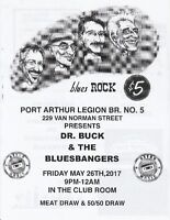 DR BUCK & THE BLUESBANGERS - A Special Event