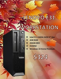 Blow Out Sale – Windows 10 Desktops Starting @ Only $94! Cambridge Kitchener Area image 6