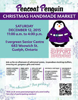 Vendors Wanted for Christmas Handmade Market