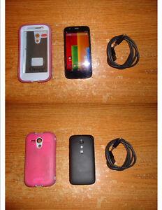 Motorola G...Telus...$65.00 obo...Sale/Trade