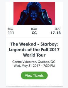 The Weeknd - Quebec
