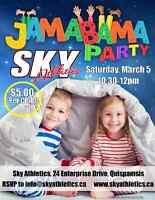 Jam-A Bam-A Party!