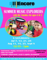 $5 TODDLER MUSIC LESSONS!!! (Near Hershey Centre)