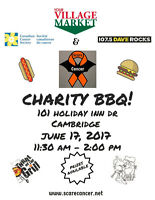 SCARE CANCER BBQ