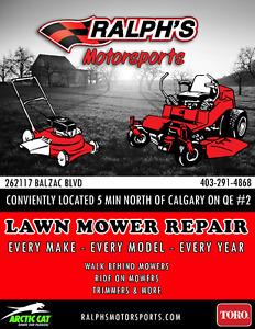 Lawn Mower & Garden Equipment Repair!