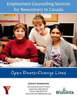 Employment Counselling Services for Newcomers