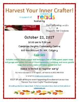 Harvest Your Inner Crafter Crop Event!