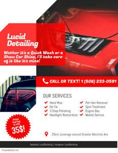 Car and Truck Detailing