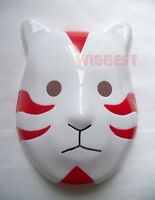 Naruto - Anbu black ops mask.  red / white