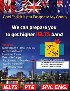 IELTS ONLINE COACING !!! GUARANTEED RESULTS !!! $400/Month Cambridge Kitchener Area image 1