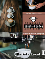 Barista Classes and Opening a cafe course