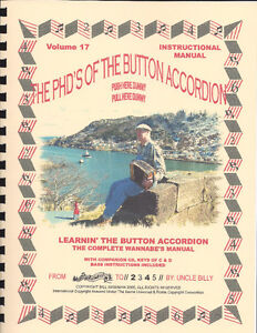 BUTTON ACCORDION INSTRUCTIONAL MANUAL BY NUMBERS