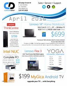 Find out why Lenovo ThinkPad Laptops are better ... Kitchener / Waterloo Kitchener Area image 9