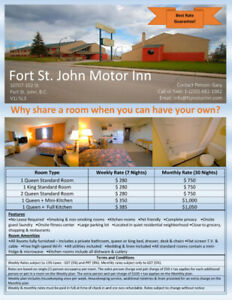 Fort St. John Motor Inn
