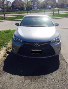 Toyota Camry 2015 SE LEASE TAKEOVER WITH CASH INSENTIVE