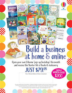Children's Books! Get them free & build a business!