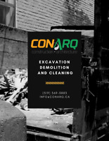 Get the Demolition services you need (519) 569-0883