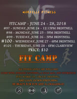 Brintnell/Clareview/Hollick-Kenyon Group Fitness Training