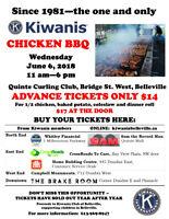 Kiwanis Chicken BBQ