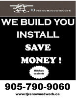 WE BUILD YOU INSTALL