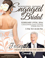 Say yes to the dress Canada Star Joseph Spencer Feb 19th