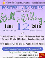 Positive Living Series - Health and Wellbeing Workshop