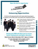 GET YOUR GED!!!