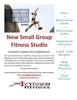 New Fitness Studio