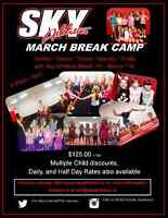 March Break Day Camp Ages 4-10