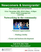 Networking in the community