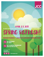 Spring Refresh - Free Fitness Classes