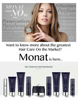 MONAT - Naturally Based Hair Care Products