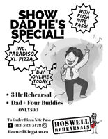 Treat Dad to Paradiso Pizza and Jams!