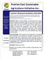 Crop Research Assistant