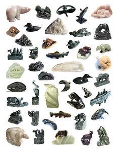 Original stone carvings/sculptures