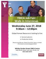 General Labour Job Fair