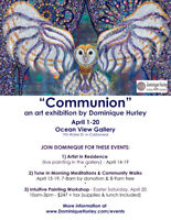 """Communion"" Energy-Infused Art Exhibition in Carbonear"