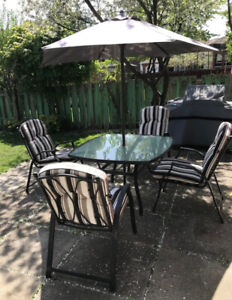 Patio Set for moving sale