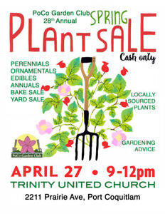 PoCo Garden Club Annual Plant Sale