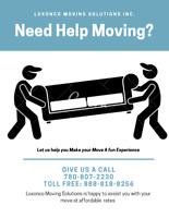 Affordable Moving Services starting from $69/HR