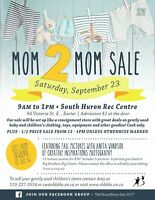 Fall Mom2Mom Sale