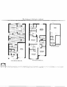Brand New house for rent (FEB. 01)