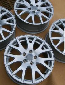 Audi tt mk2 alloy wheels