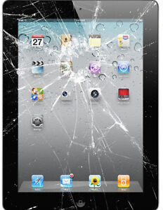 iPad Screen Glass Repair