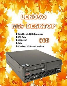 Desktop Blow Out Sale – Starting @ $65