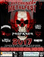 Death Perception Invites You to Kitchener Metal Fest