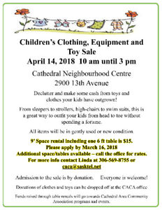 Sell your kid's used clothing, equipment & toys!
