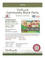 Northwood Bedford Block Party