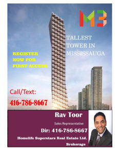 WAIT IS OVER---M3 CONDOS TAKES CENTRE STAGE!!!